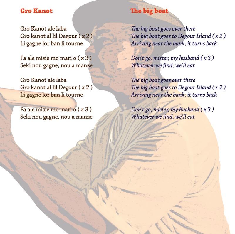 Gro kanot lyrics
