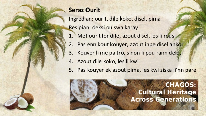 Seraz Ourit recipe