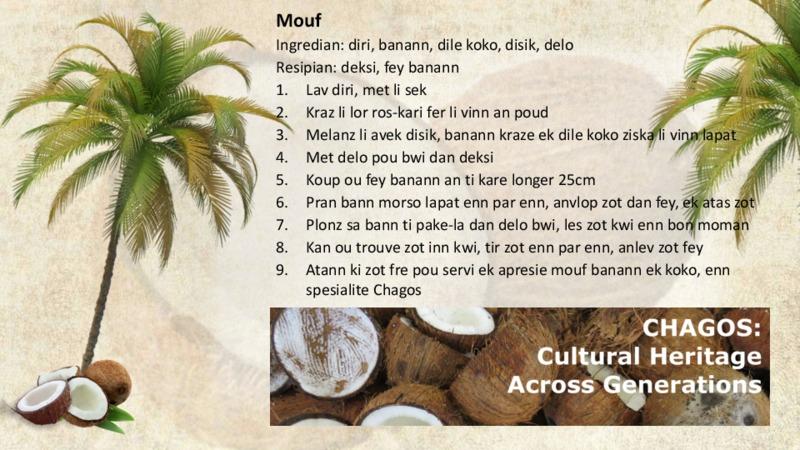 Mouf recipe