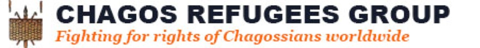 Chagos Refugees Group logo