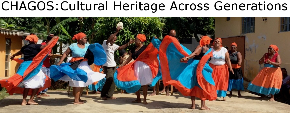 CHAGOS: Cultural Heritage Across Generations
